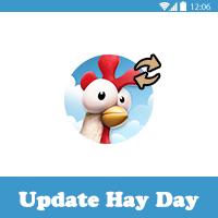 تحديث هاي داي 2017 الاخير مجانا طريقة تحديث لعبة Hay Day الجديد اخر اصدار