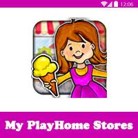 تحميل لعبة My playhome Stores للاندرويد 2017 استمتع بلعب ومشاهدة اجمل القصص