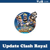 تحديث كلاش رويال الجديد 2019 Clash Royale Update APK