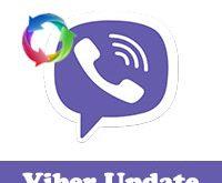 تحديث الفايبر الجديد 2017 Viber update تعرف على اخر تحديثات فايبر ماسنجر الاخير