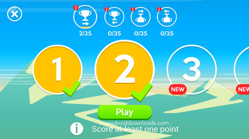 تحميل لعبة Dune للاندرويد - التحديث الجديد في لعبة قفز الكرة