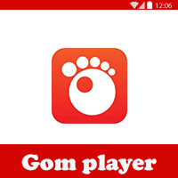 تحميل برنامج جوم بلاير للاندرويد Gom player مشغل فيديو وصوت للموبايل
