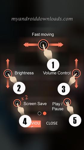 تحميل برنامج gom player مشغل جميع صيغ الفيديو مجانا للجوال