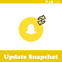 تحديث السناب شات الجديد 2019 Snapchat update اخر اصدار للاندرويد