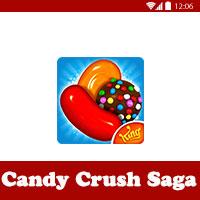 تحميل لعبة كاندي كراش ساجا Candy Crush Saga للاندرويد اخر اصدار