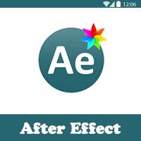 After effect افضل برامج تحرير الصور للاندرويد