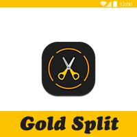تحميل المقص الذهبي Gold Split لتقطيع الفيديو للواتس اب والانستقرام