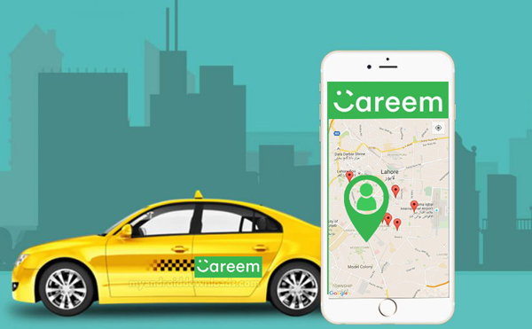 شرح استخدام تطبيق كريم How to use Careem app