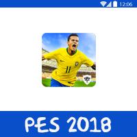 تحميل لعبة pes 2018 للاندرويد بيس 2018 على الجوال الان مجانا برابط مباشر واحد apk
