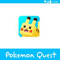 تحميل لعبة Pokémon Quest للاندرويد apk بوكيمون كويست الجديدة 2018