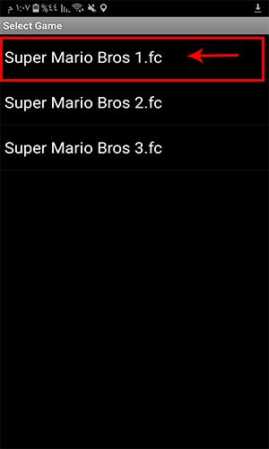 اختر لعب المرحلة الاولى من لعبة ماريو القديمة