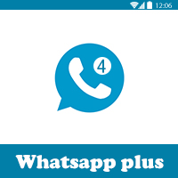 تحميل برنامج واتس اب بلس download whatsapp plus