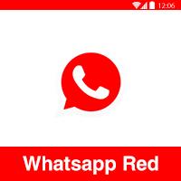 تنزيل واتساب بلس الاحمر للاندرويد 2018 Whatsapp Plus Red واتس اب احمر