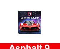 تحميل لعبة اسفلت 9 للاندرويد - Asphalt 9 - أسفلت 9