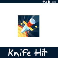 تحميل لعبة knife hit للاندرويد -لعبة رمي السكاكين - لعبة ضرب السكاكين للاندرويد