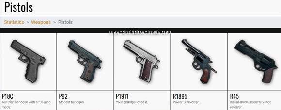 Pistolos