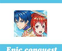 تحميل لعبة Epic conquest انمي اكشن للاندرويد انمي قتال ياباني ايبك كونكويست