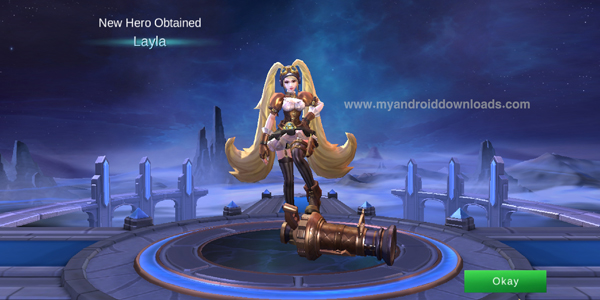 شخصية ليلا في لعبة mobile legends bang bang - لعبة موبايل ليجند Bang Banggame