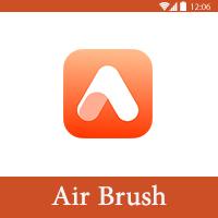 Air Brush افضل برنامج لتعديل الصور للاندرويد لعام 2018