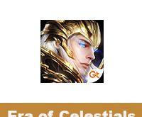 لعبة انمي حربية era of celestials