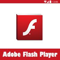 تحميل وتشغيل Flash Player للاندرويد
