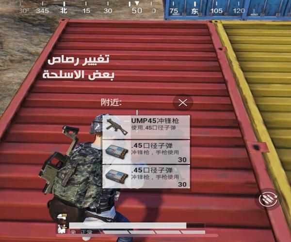 تغيير نوع الرصاص لبعض الاسلحة في تحديث ببجي