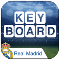 Real Madrid Keyboard