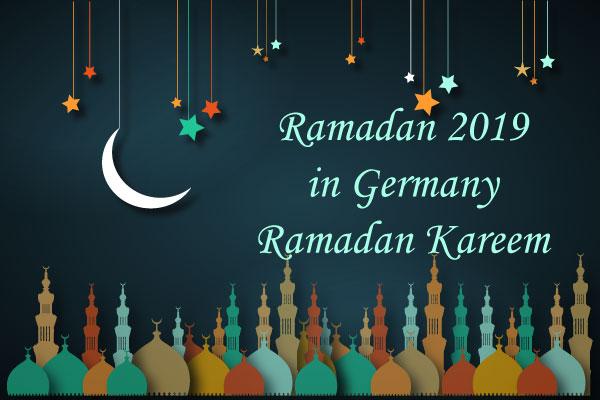 تحميل امساكية رمضان 2019 المانيا Imsakiye 2019