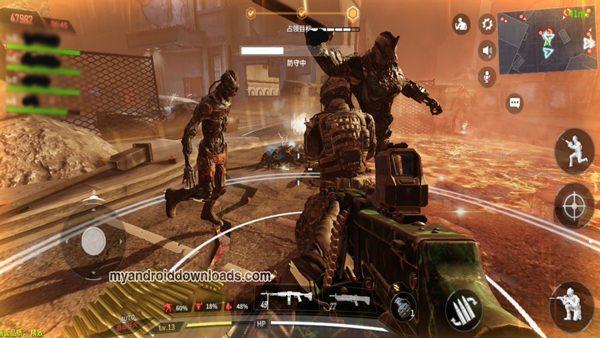مود الزومبي ي التحديث الجديد للعبة كول اوف ديوتي