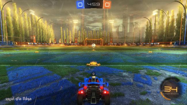 تنزيل لعبة روكت ليق للكمبيوتر Rocket league 2020