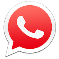 Whatsapp Plus Red