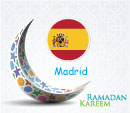 امساكية رمضان 2021 اسبانيا مدريد