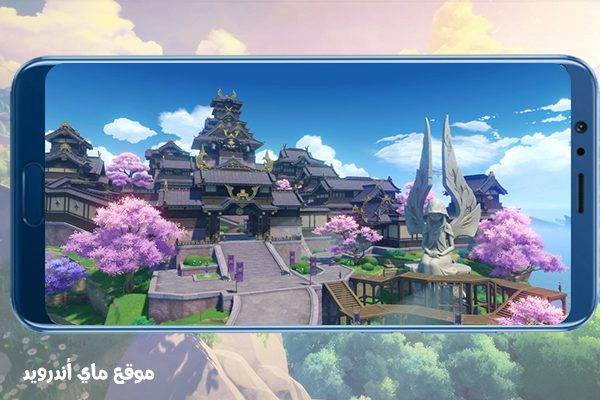 تنزيل لعبة Genshin Impact للاندرويد اخر اصدار apk