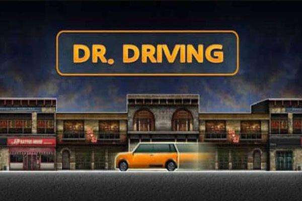 تحميل اشهر العاب تعلم قيادة السيارات Dr driving المميزة للاندرويد