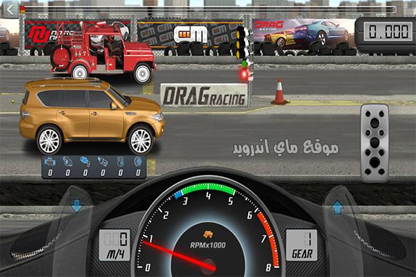 مميزات لعبة سباث السيارات الحديثة 4x4 مهكرة