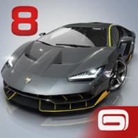 لعبة سيارات asphelt 8 الحديثة للاندرويد برابط مباشر