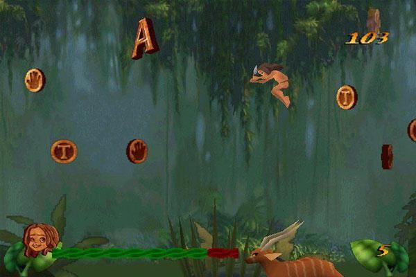 المستويات والمهام في لعبة tarzan للكمبيوتر من ميديا فاير برابط مباشر
