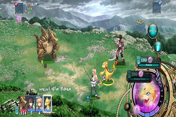 المعارك الاسطورية بعد تحميل لعبة Evertale مجانا برابط مباشر للاندرويد