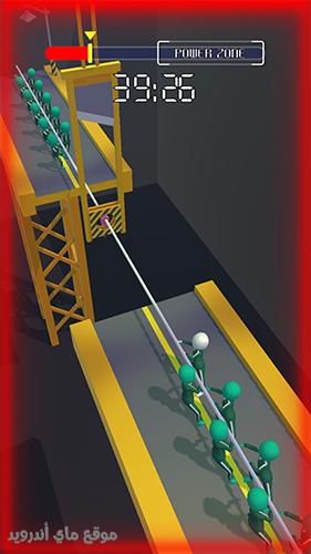 المستوى الثاني في لعبة الحبار الاصلية للاندرويد اخر الاصدار برابط مباشر